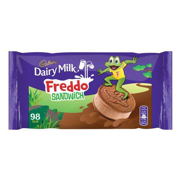 Cadbury Freddo Sandwich