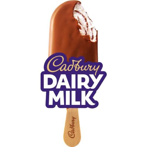 Cadbury Dairy Milk ice cream stick