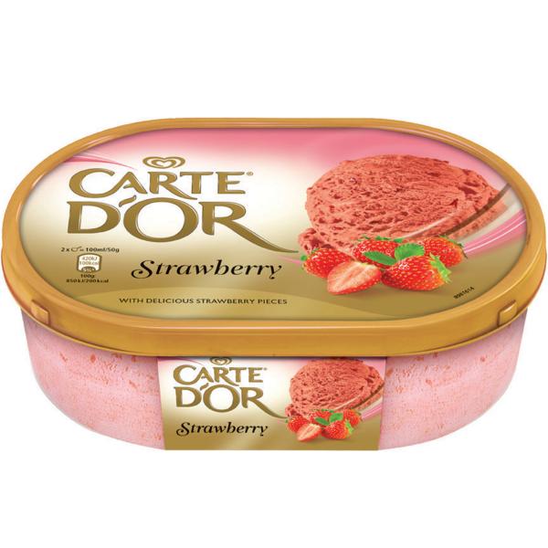 Carte D'or Strawberry
