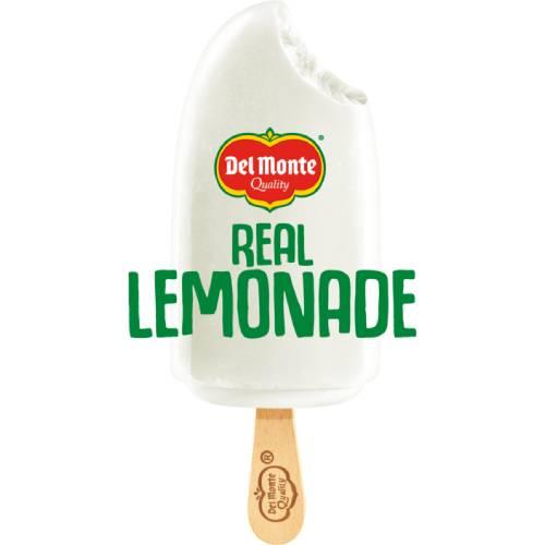 Del Monte Lemonade Lolly