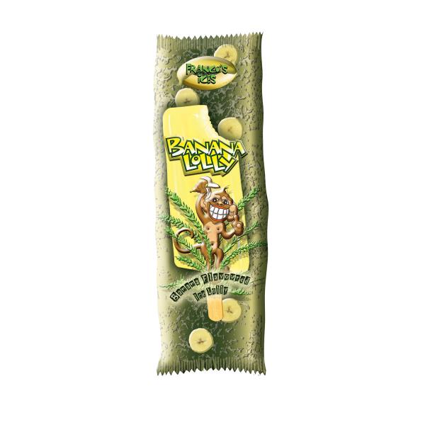 Franco's Banana Lolly