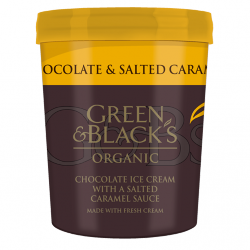 Organic Chocolate Salted Caramel