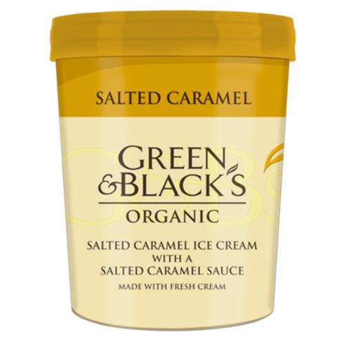 Organic Salted Caramel