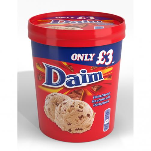 Nestle Daim Tub