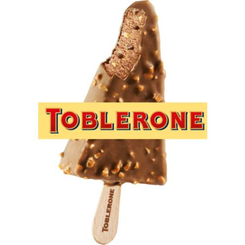 Toblerone Ice Cream Stick Lolly