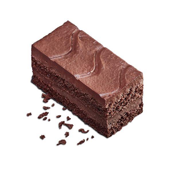 Chocolate Cream Slice