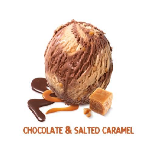 Movenpick Chocolate Salted Caramel ice cream