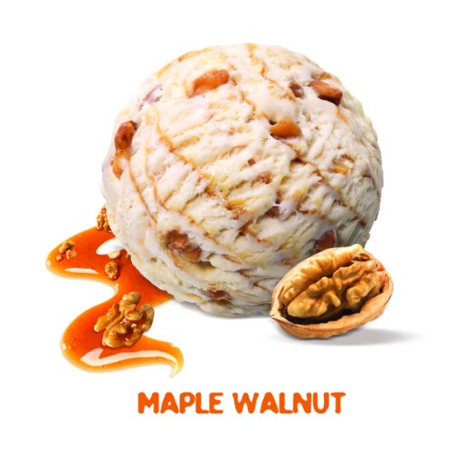 Movenpick Maple Walnut