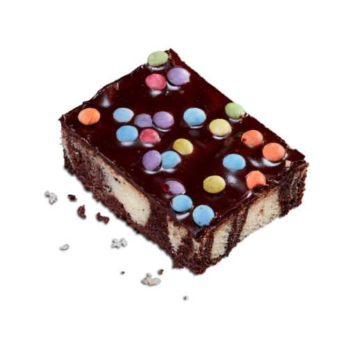 Nestle Mini Smarties Traybake