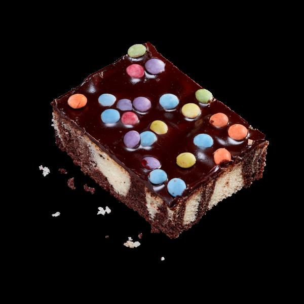 Nestle Mini Smarties Traybake