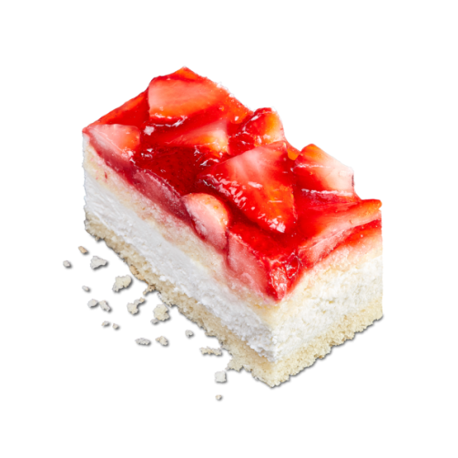 Strawberry Cream Slice