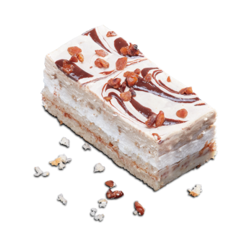 Walnut Crunch Slice
