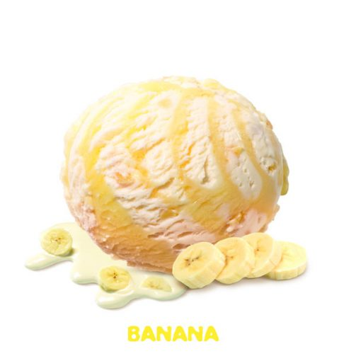 Movenpick Banana Ice Cream