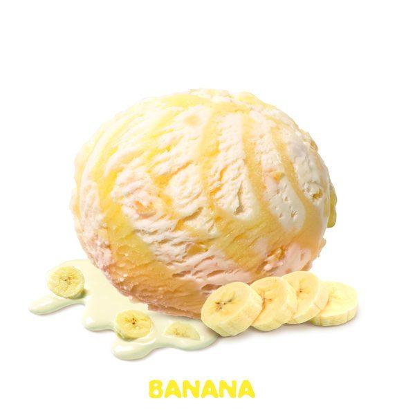 Movenpick Banana Ice Cream