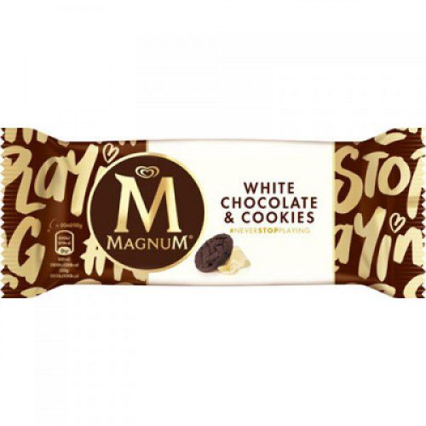 Magnum White Chocolate Cookie
