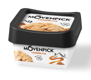 Movenpick Caramelita 100ml Pot