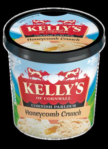 Kelly's Honeycomb Mini Pot
