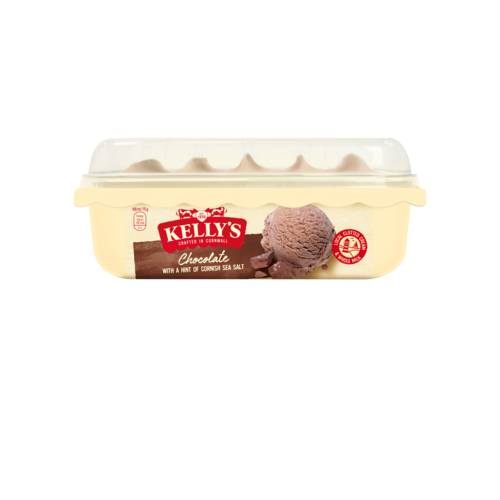 Take Home Kelly's Chocolate with a Hint of Sea Salt